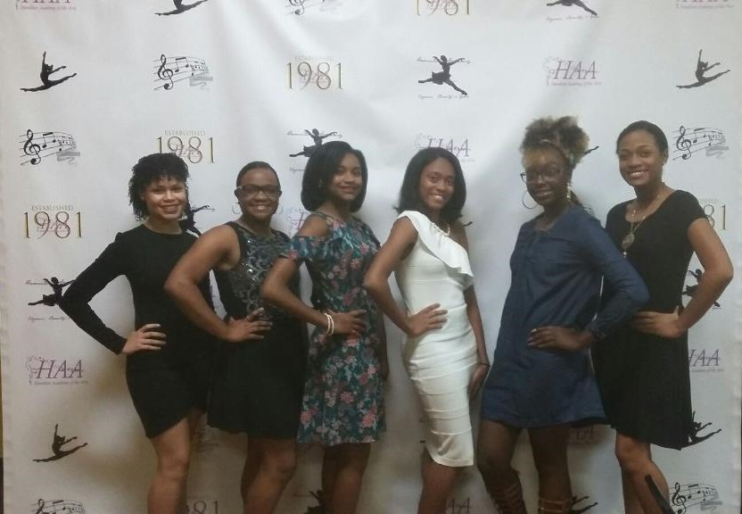 HAA Chapter of the National Honor Society for Dance Arts
